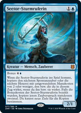 Seetor-Sturmruferin