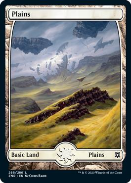 Full-art Plains 2