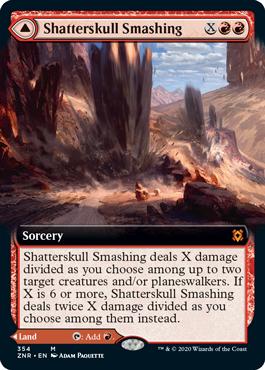 Shatterskull Smashing