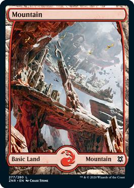 Full-art Mountain 3