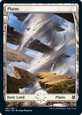 Full-art Plains 3