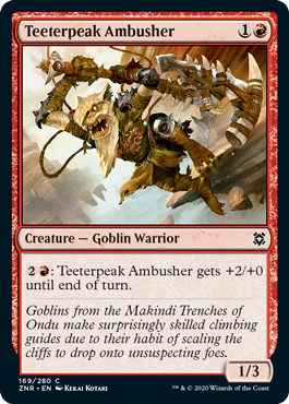 Teeterpeak Ambusher