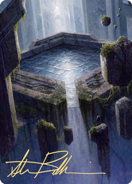 Morphic Pool Art Card