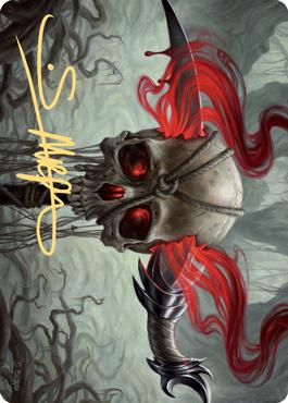 Mind Carver Art Card