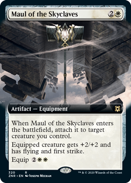 Maul of the Skyclaves