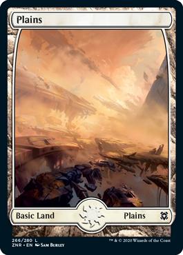Full-art Plains