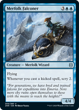 Merfolk Falconer
