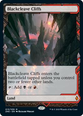 Blackcleave Cliffs