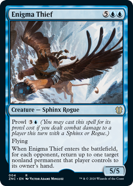 Enigma Thief