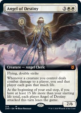 Angel of Destiny