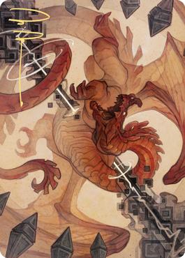 Soul Shatter Art Card