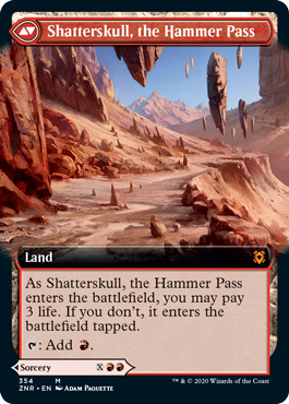 Shatterskull, the Hammer Pass