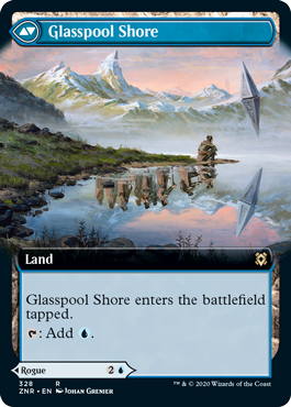 Extended-Art Glasspool Shore