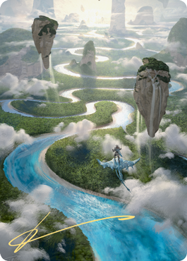 Clearwater Pathway Art Card