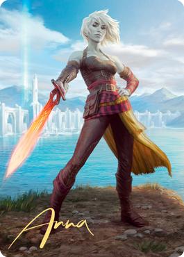 Nahiri, Heir of the Ancients 1 Art Card