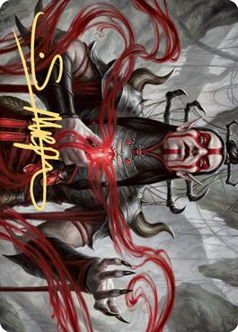 Malakir Blood-Priest Art Card