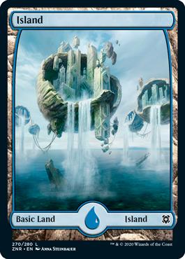 Full-art Island 2
