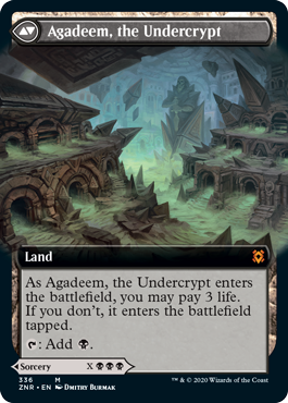 Agadeem, the Undercrypt