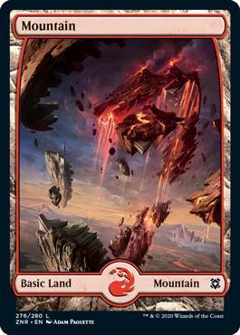 Full-art Mountain