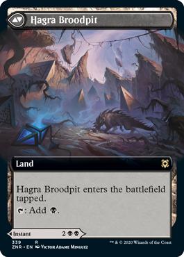 Hagra Broodpit