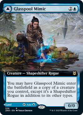 Glasspool Mimic