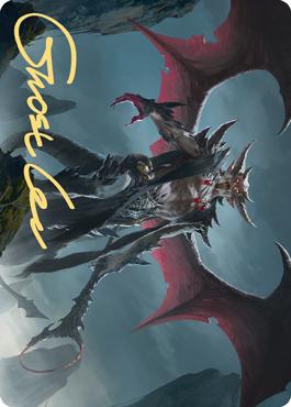 Taborax, Hope's Demise Art Card