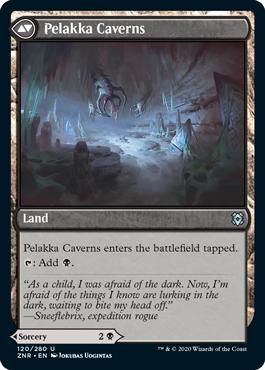 Pelakka Caverns