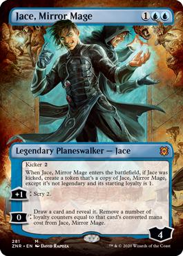 Borderless Jace, Mirror Mage