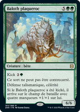 Baloth plaqueroc