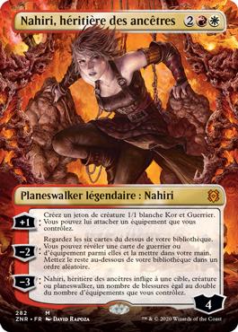 Nahiri, héritière des ancêtres sans bordure