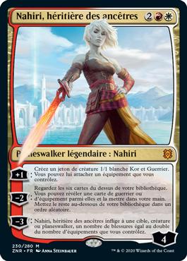 Nahiri, héritière des ancêtres