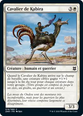 Cavalier de Kabira