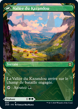 Vallée du Kazandou