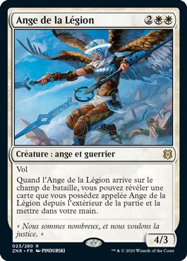 Ange de la Légion