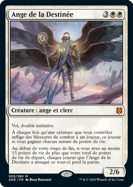 Ange de la Destinée
