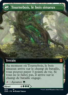 Tournebois, le bois sinueux