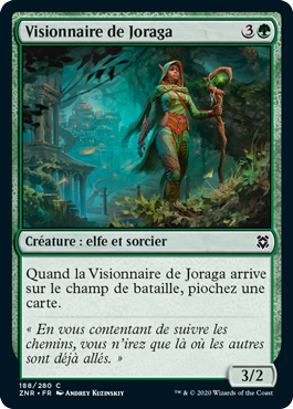 Visionnaire de Joraga
