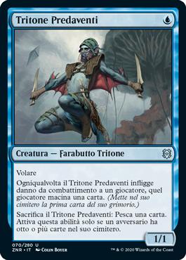 Tritone Predaventi