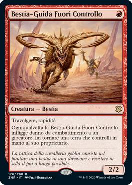 Bestia-Guida Fuori Controllo