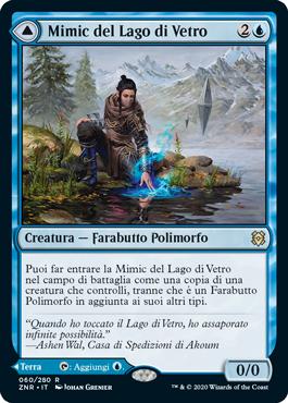Mimic del Lago di Vetro