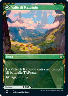 Valle di Kazandu