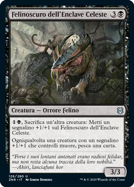 Felinoscuro dell'Enclave Celeste