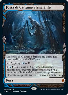 Fossa di Catrame Strisciante