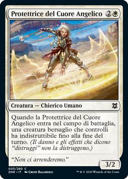 Protettrice del Cuore Angelico