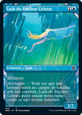 Lula do Enclave Celeste