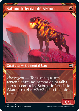 Sabujo Infernal de Akoum