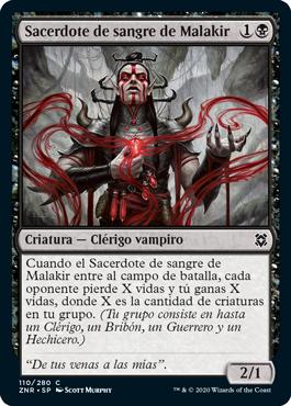 Sacerdote de sangre de Malakir