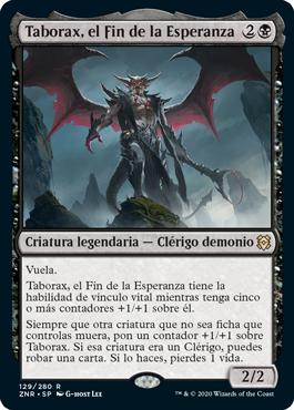 Taborax, el Fin de la Esperanza