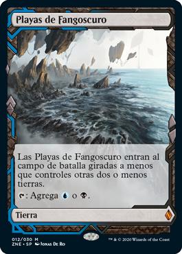 Playas de Fangoscuro