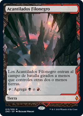 Acantilados Filonegro